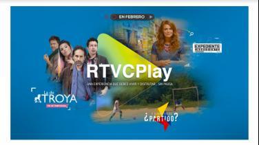Programación de RTVCPlay febrero