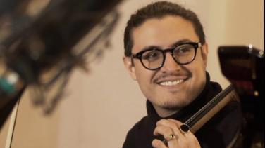 Santiago Cañón -chelista