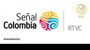 Carrera Colombia Oro y Paz por Señal Colombia de RTVC