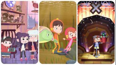 Series para niños en RTVCPlay. Una para cada día