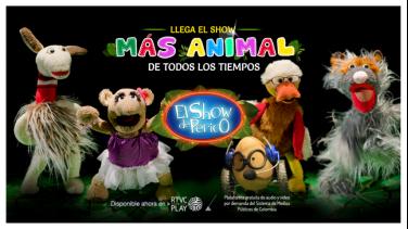 El Show del Perico disponible en RTVCPlay