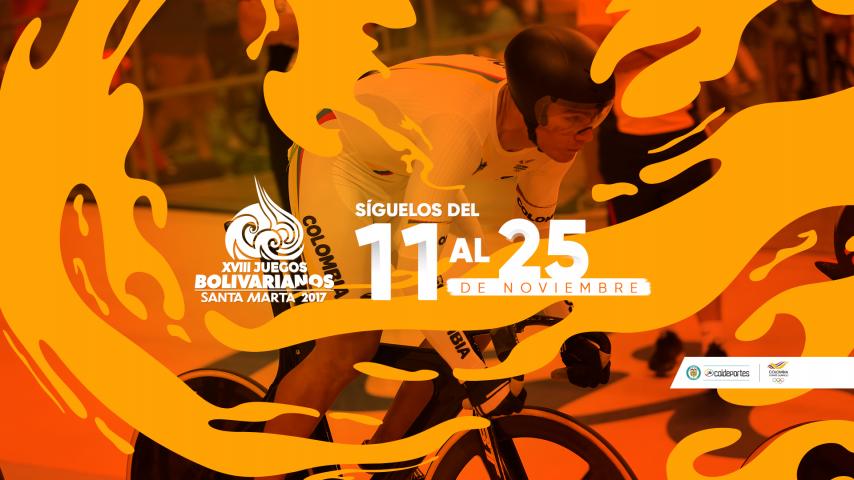 XVIII Juegos Bolivarianos Santa Marta 2017