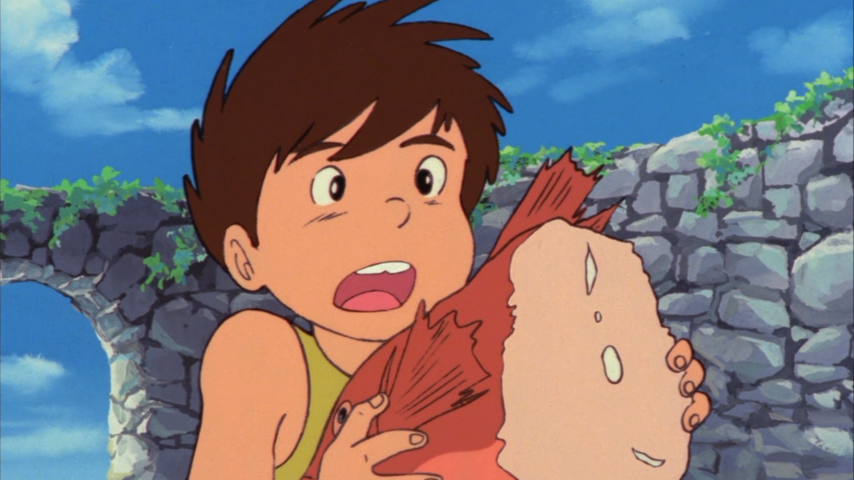 Conan, el niño del futuro