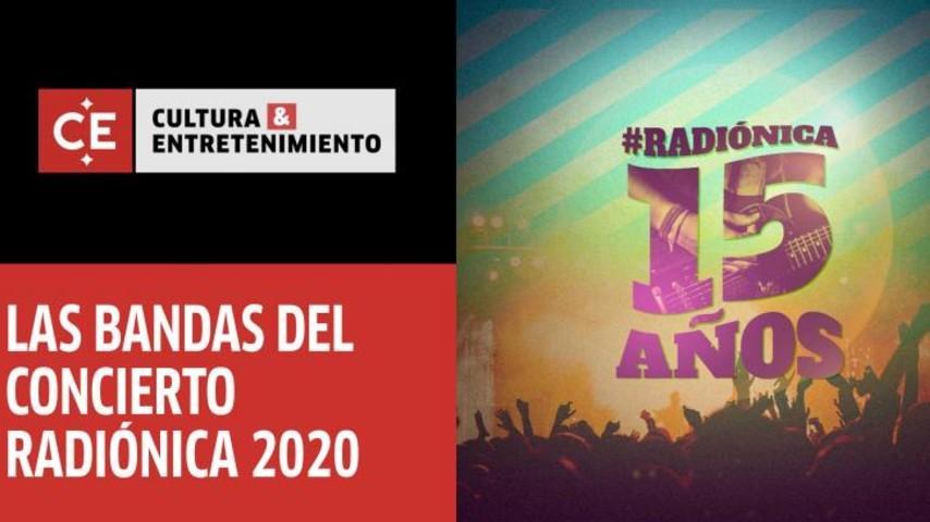 Concierto Radionica El Tiempo