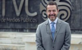 Álvaro García gerente RTVC Fimpu