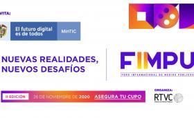 FIMPU 2020 Foro Internacional de Medios Públicos FIMPU