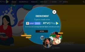 Fimpu RTVCPlay educación y entretenimiento