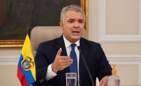 Sr. Presidente Iván Duque Marquez Fimpu