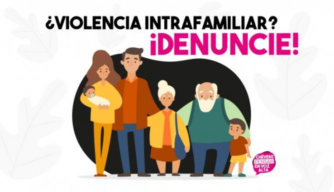 La pandemia silenciosa: violencia intrafamiliar y de género