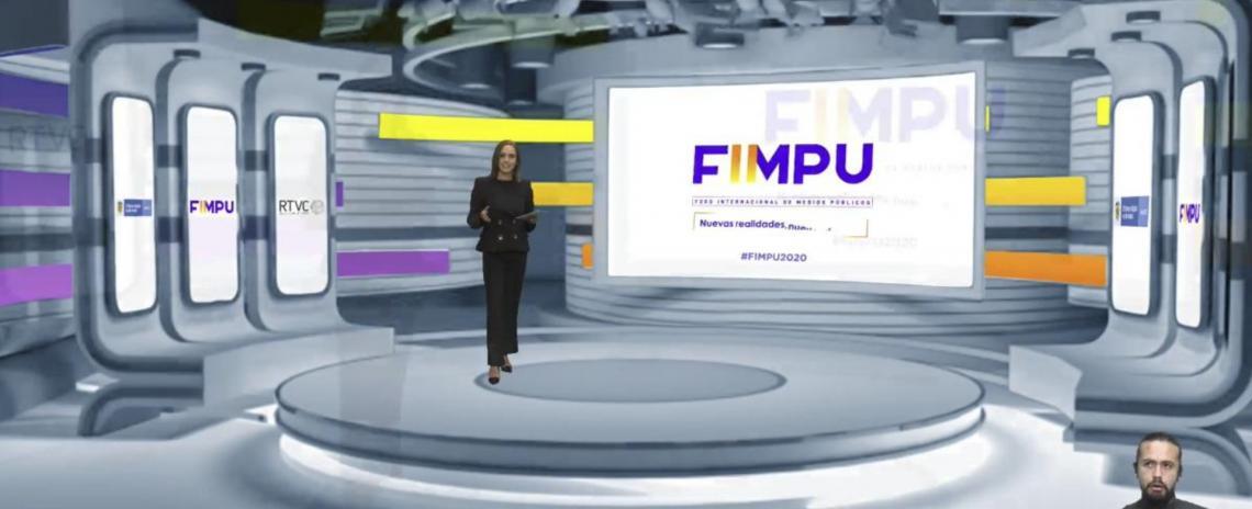 ¡Así vivimos el segundo Foro Internacional de Medios Públicos, FIMPU 2020!