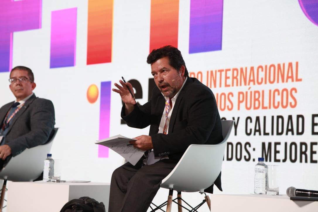 Álvaro Sierra, director de France 24 FIMPU 2019