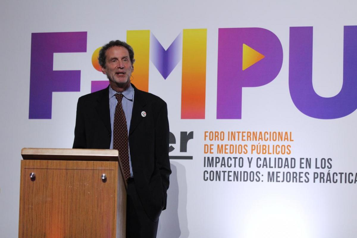 David Klemmen, vicepresidente senior de tendencias globales de Dubit fimpu 2019