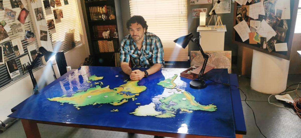 Luis Miguel Estela director de Historias de Contingencia, Canal Institucional y Señal Memoria