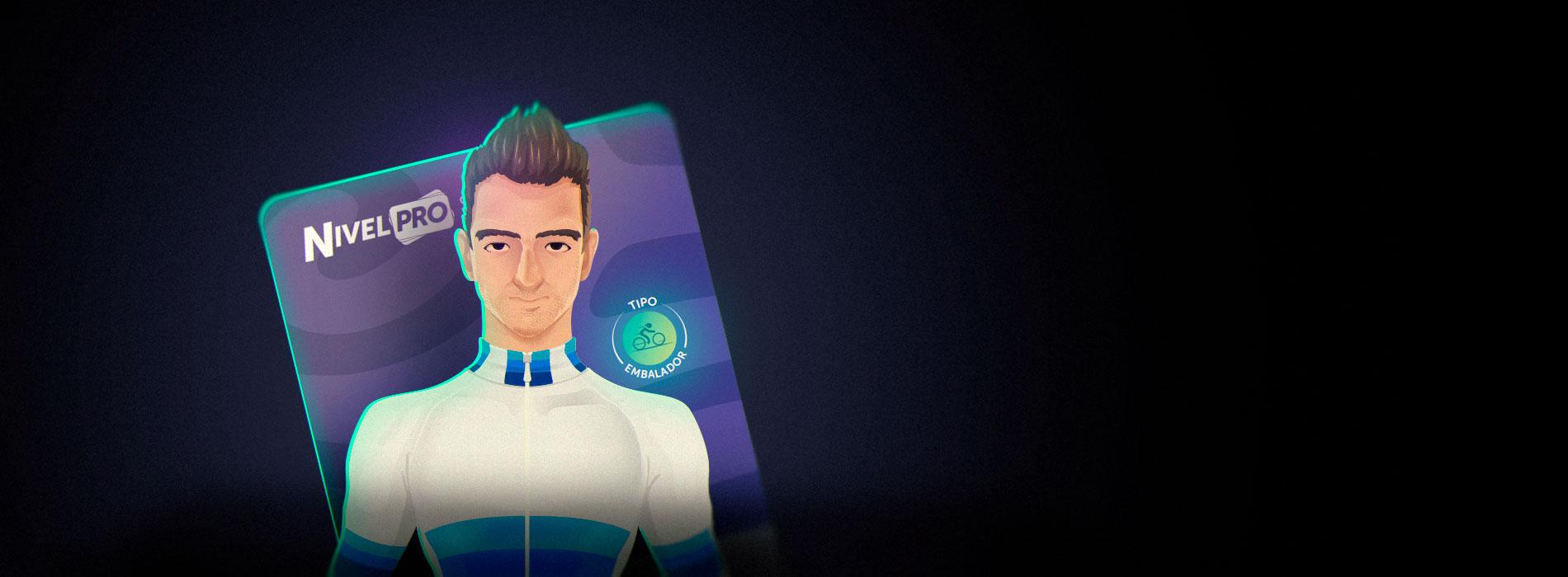 Descarga Nivel Pro, el nuevo juego de ciclismo hecho por Señal Colombia