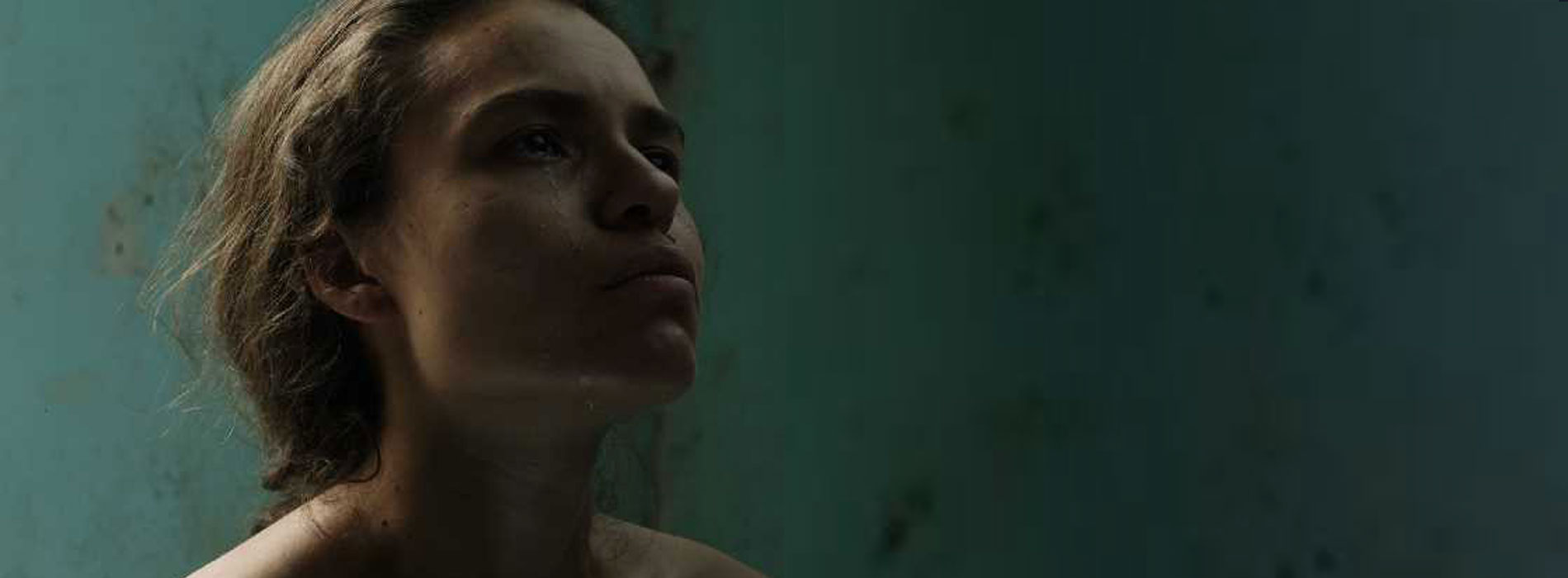 Protagonista película 'Oscuro animal' (2016)