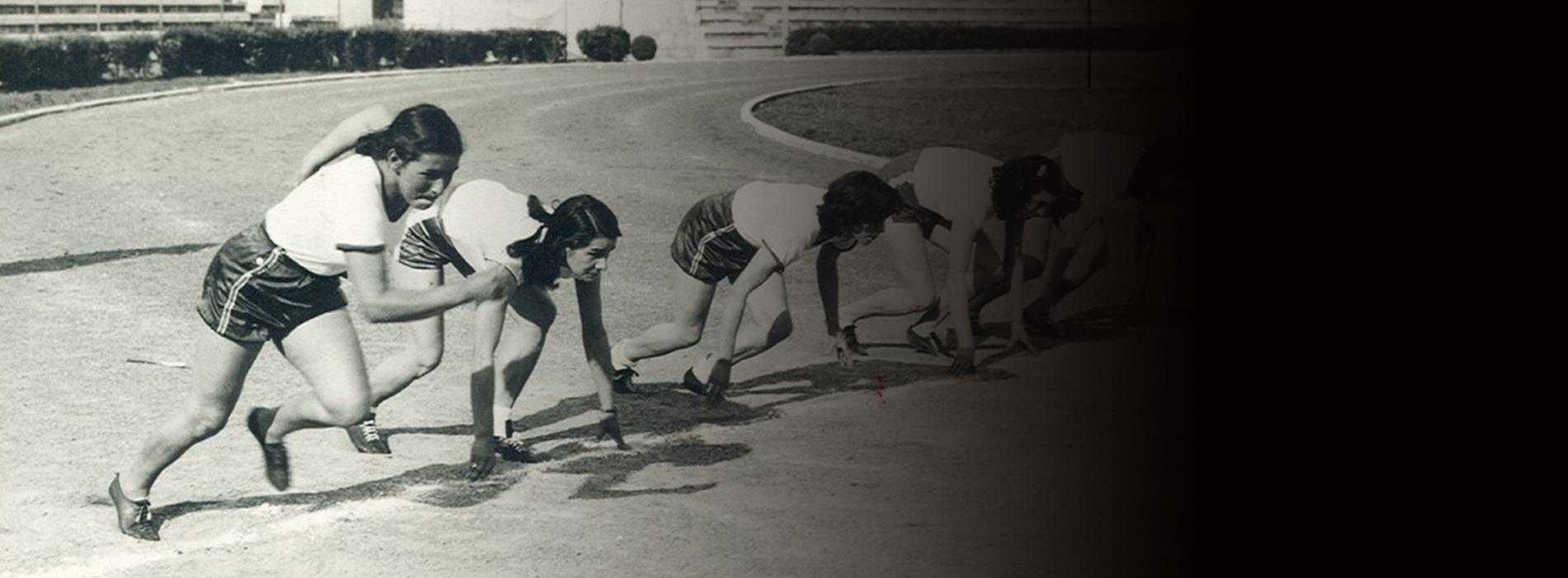 Mujeres en los Juegos Nacionales