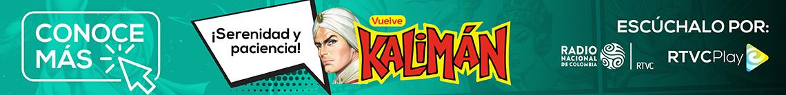 Kaliman en RTVCPlay