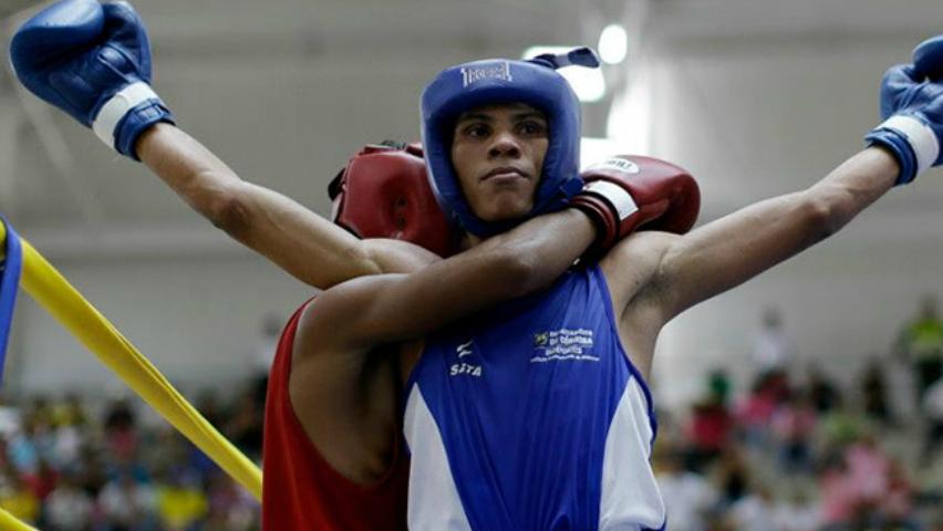 Bernardo Vargas, una promesa del boxeo forjada a orillas del río Sinú / Coldeportes