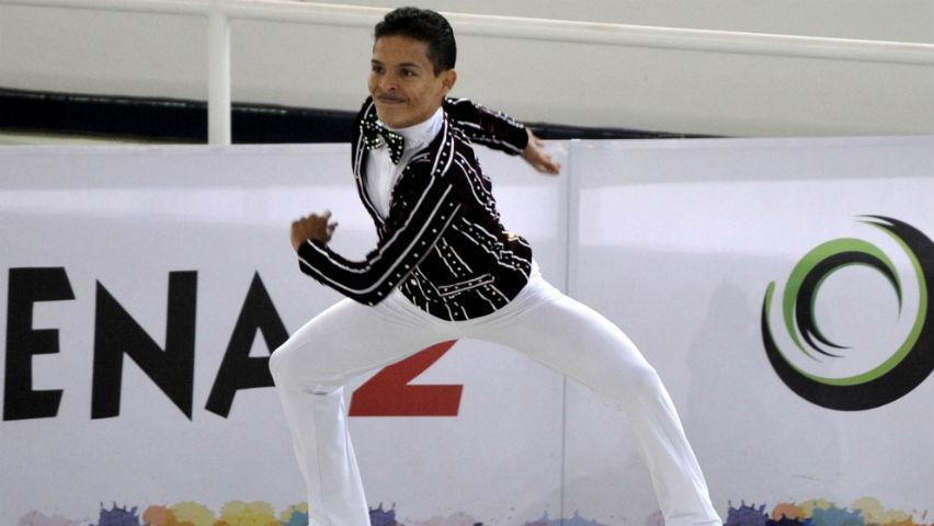 Brayan Carreño, el colombiano que triunfa en el patinaje artístico