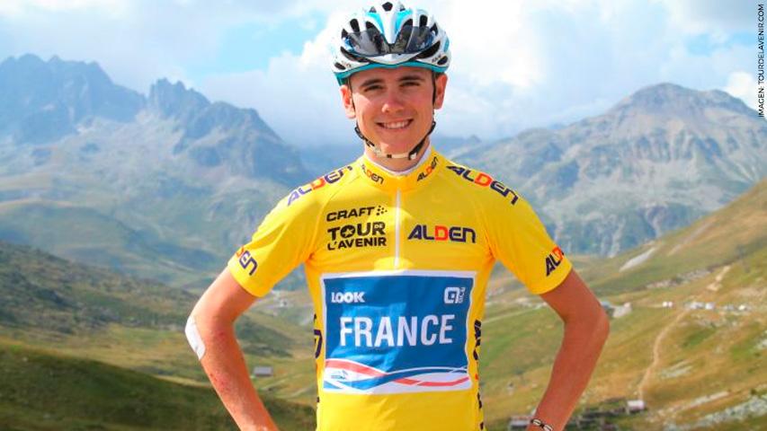 ¿Cómo se diferencian las camisetas en el ciclismo? / Tour de l'Avenir