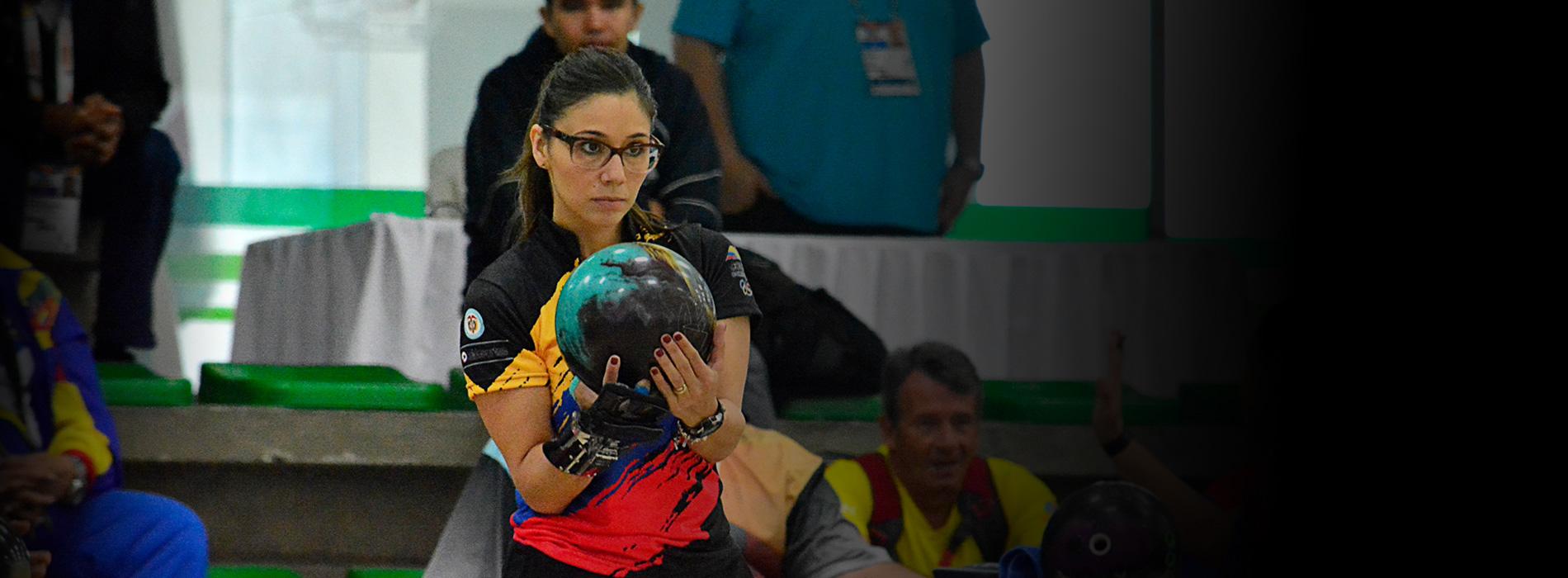 Clara Juliana Guerrero es la jugadora de bolos más destacada de Colombia.