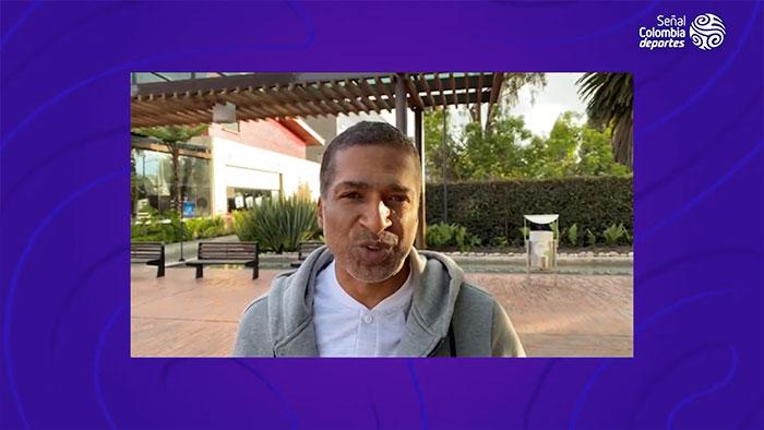 Alexis García recuerda a Andrés Escoba