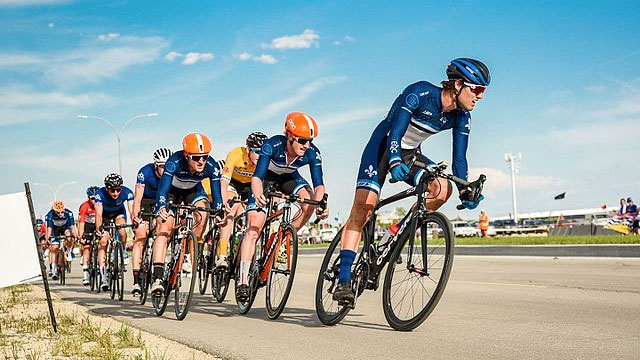 Historia del ciclismo de ruta