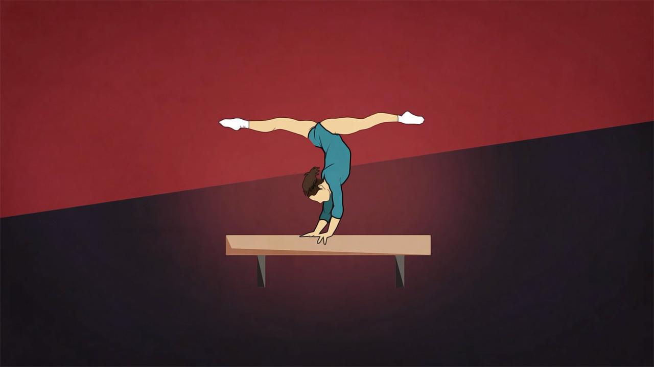 Conoce las bases de la gimnasia artística