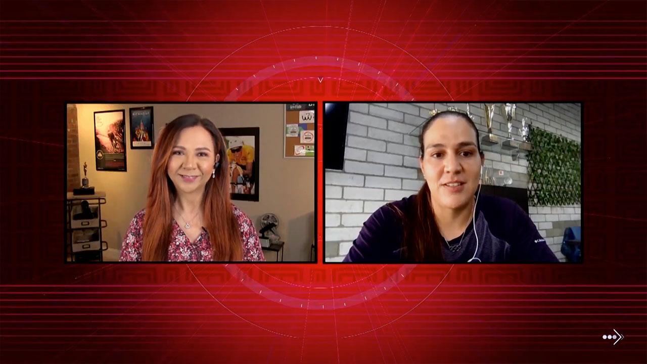 Entrevista con Ana María Rendón