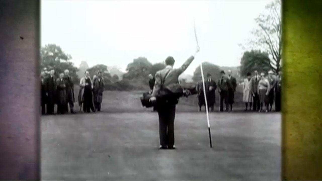 El golf en la Segunda Guerra Mundial