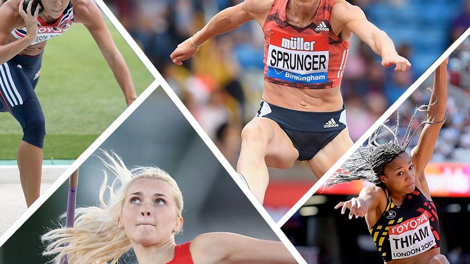 Los deportistas más completos del mundo
