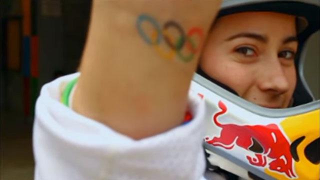 Nuestros deportistas - Mariana Pajón