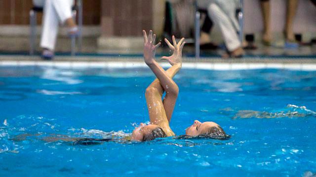 Estas son las modalidades de la natación artística