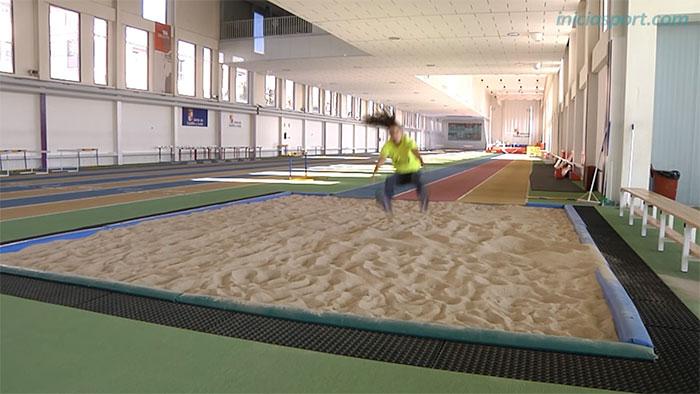 Consejos para atletas de salto largo