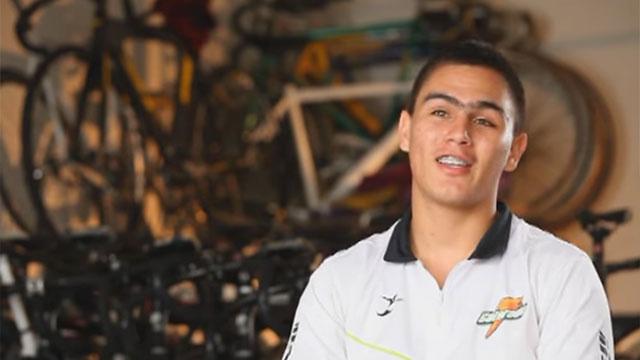 Nuestros deportistas - Fabián Puerta