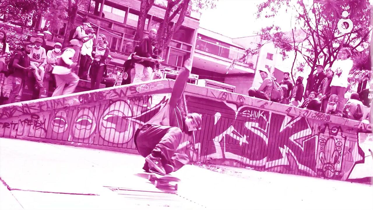 Día mundial del skate: así se rodó en Bogotá