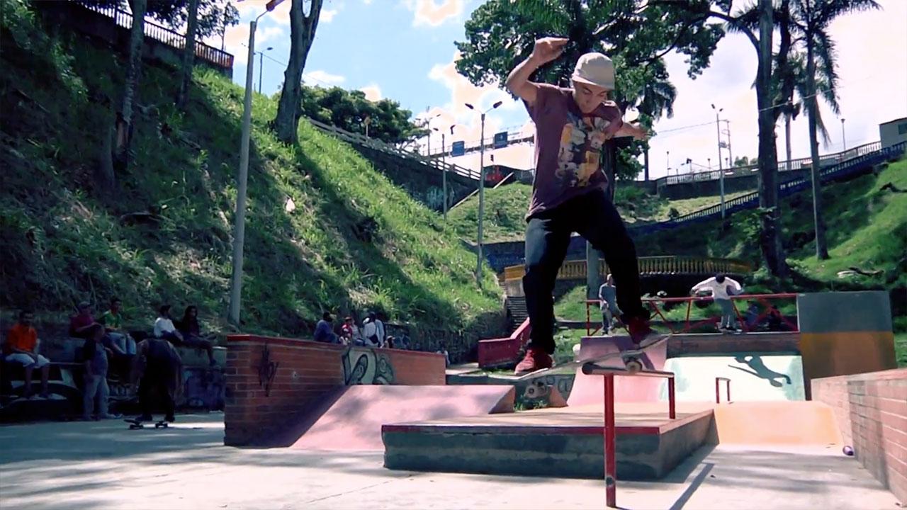 El auge del skateboard en Colombia