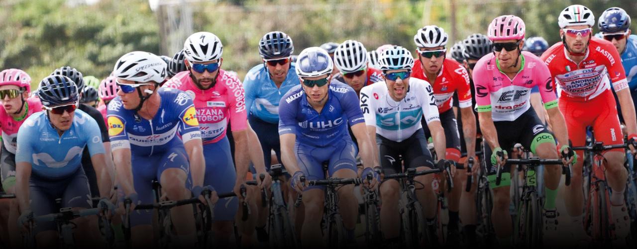 Dos estilos de ciclismo se enfrentan en la Carrera Colombia Oro y Paz 2.1