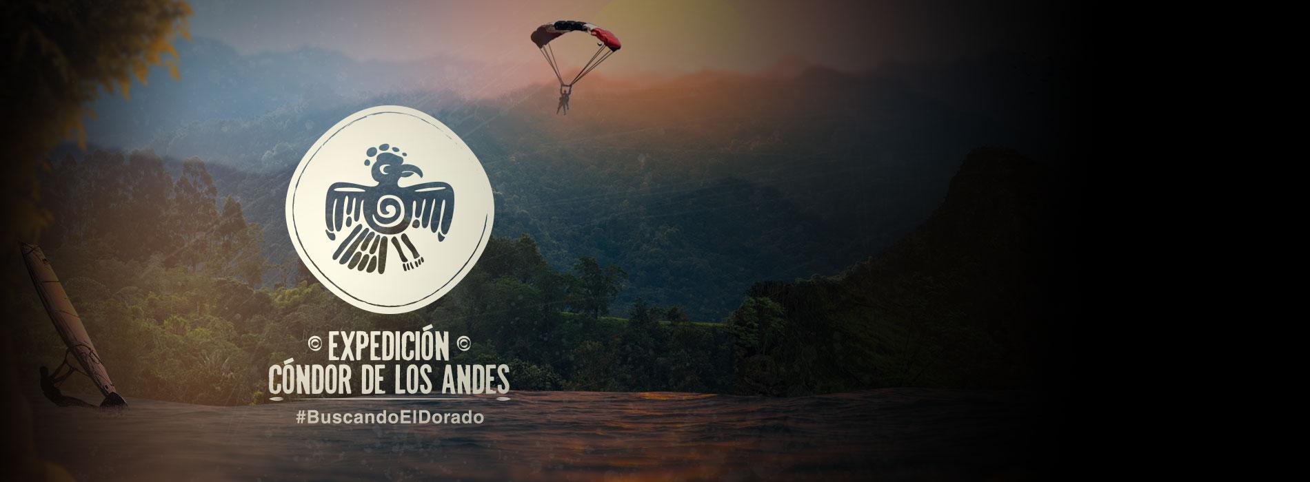 <i>Expedición Cóndor de los Andes</i>