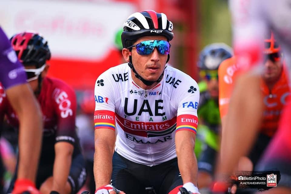 Sergio Luis Henao / Cortesía UAE Emirates
