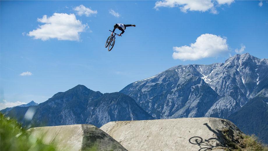 Innsbruck, casa de grandes eventos deportivos / Crankworx oficial