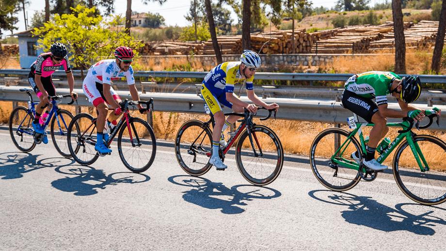 Señal Colombia transmite por primera vez el Tour de Turquía / Tour de Turquía oficial