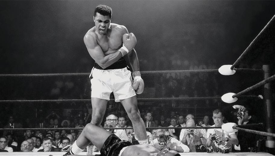 Mohamed Ali, excampeón mundial de boxeo / Tomada de boxingandhealth.com