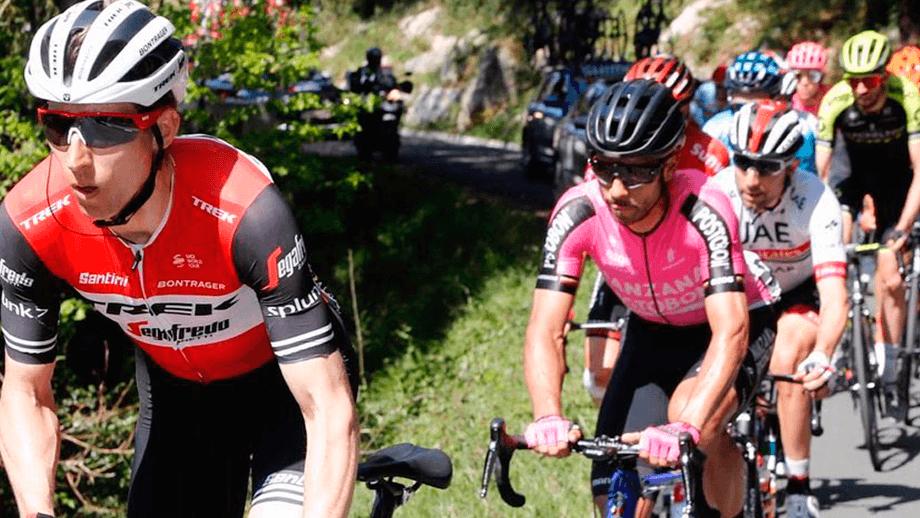 Balance de los colombianos en la Vuelta al País Vasco / Itzulia Instagram