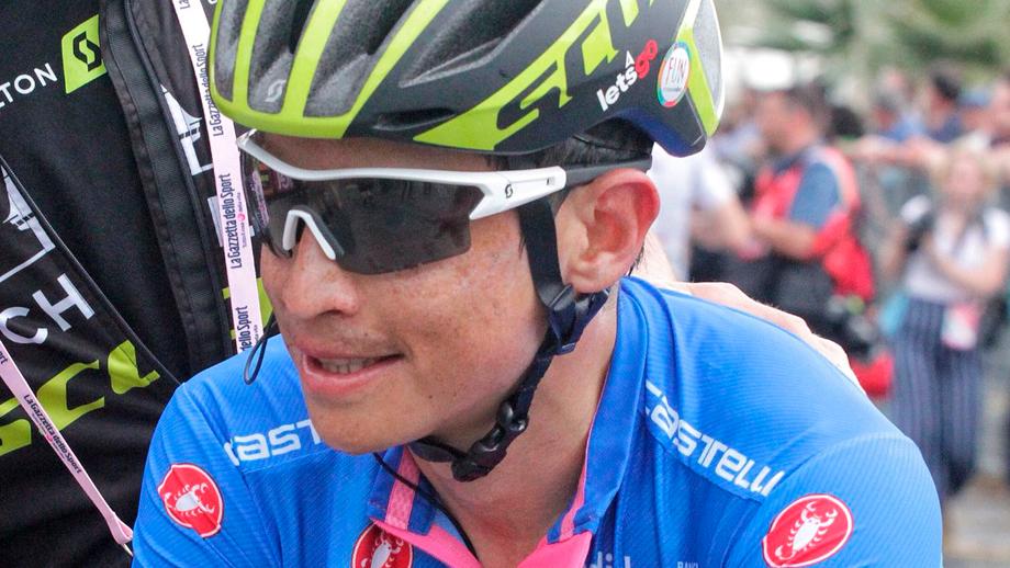 Esteban Chaves, ciclista del Mitchelton Scott / Iraia Calvo