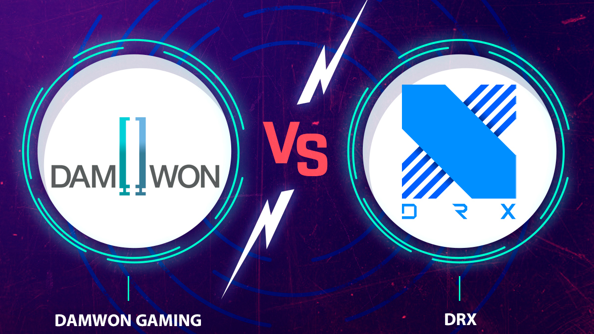 MIRA EN VIVO DAMWON Gaming Vs. DRX en el Worlds 2020