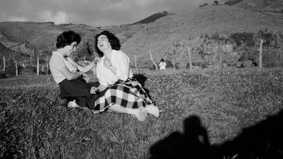 Fotograma de la película Después de Norma.