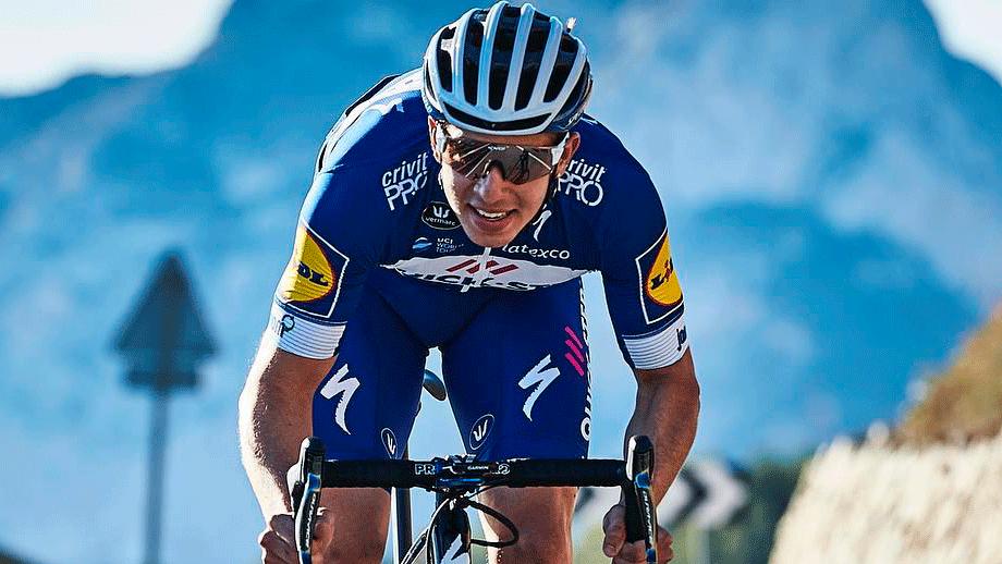 Álvaro Hodeg llegó al ciclismo por amor, trabajo y sacrificio / Instagram Álvaro Hodeg