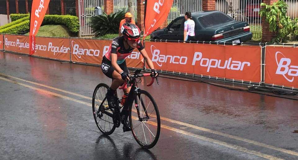 Liliana Moreno, ciclista de Astana
