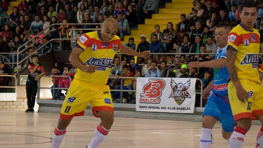 dad79f96fe5db Microfútbol  un manual básico de sus reglas   Facebook Ángeles de Bogotá